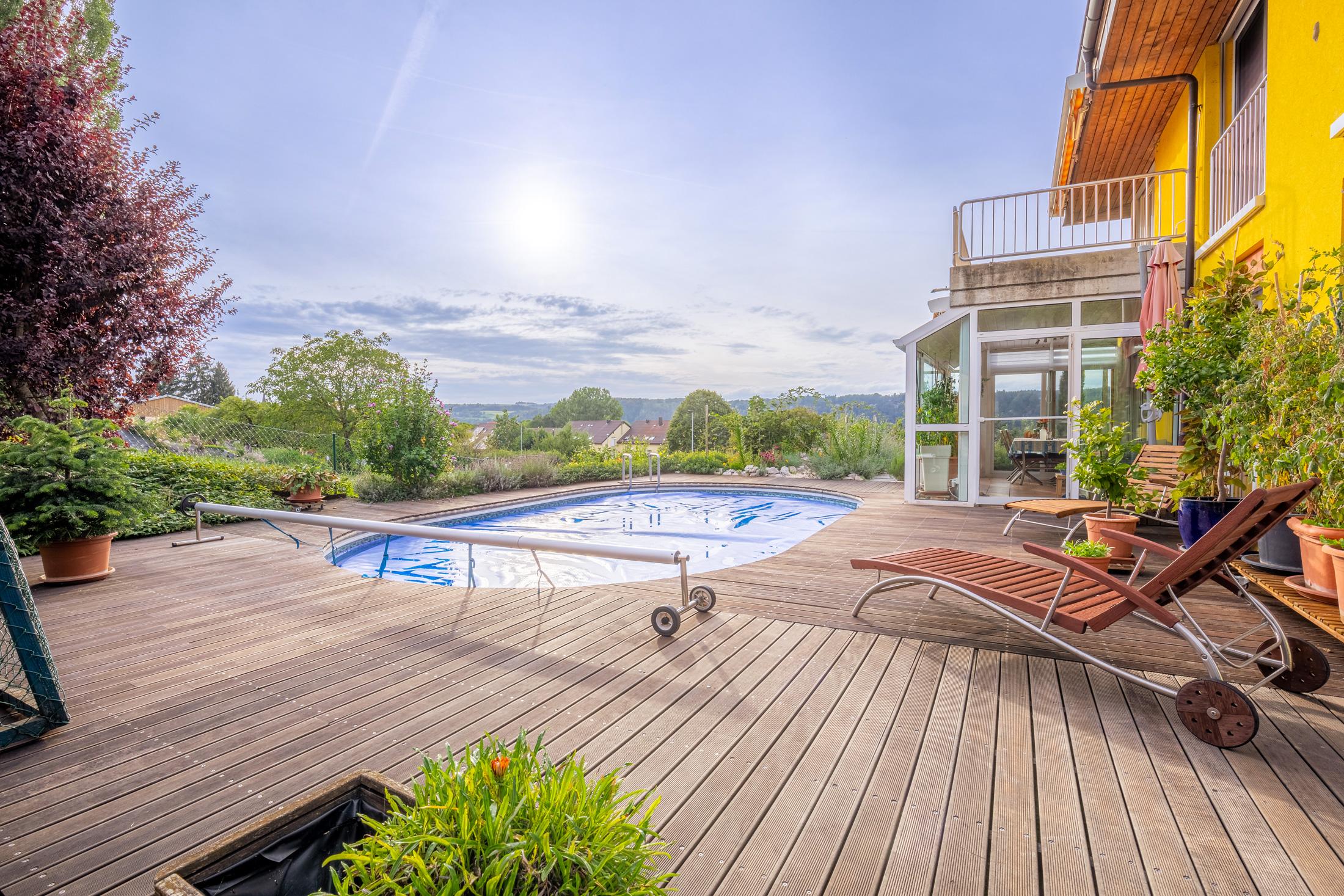 Homewell Immobilier – Splendide villa individuelle à Lucens