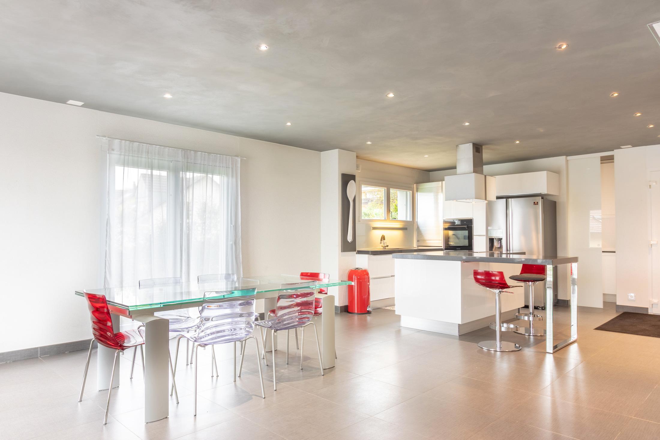 Homewell Immobilier – Splendide villa à Blonay