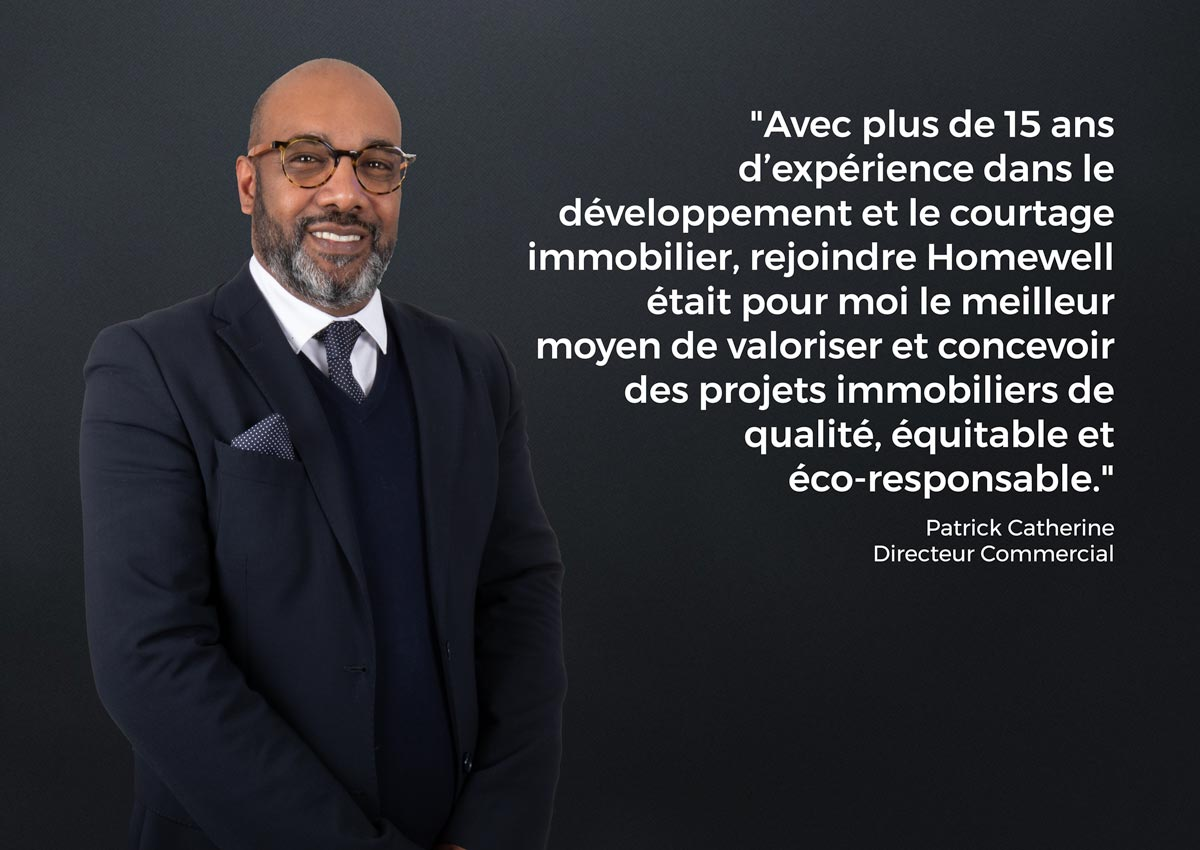 Patrick Catherine Homewell Immobilier Agence Lausanne
