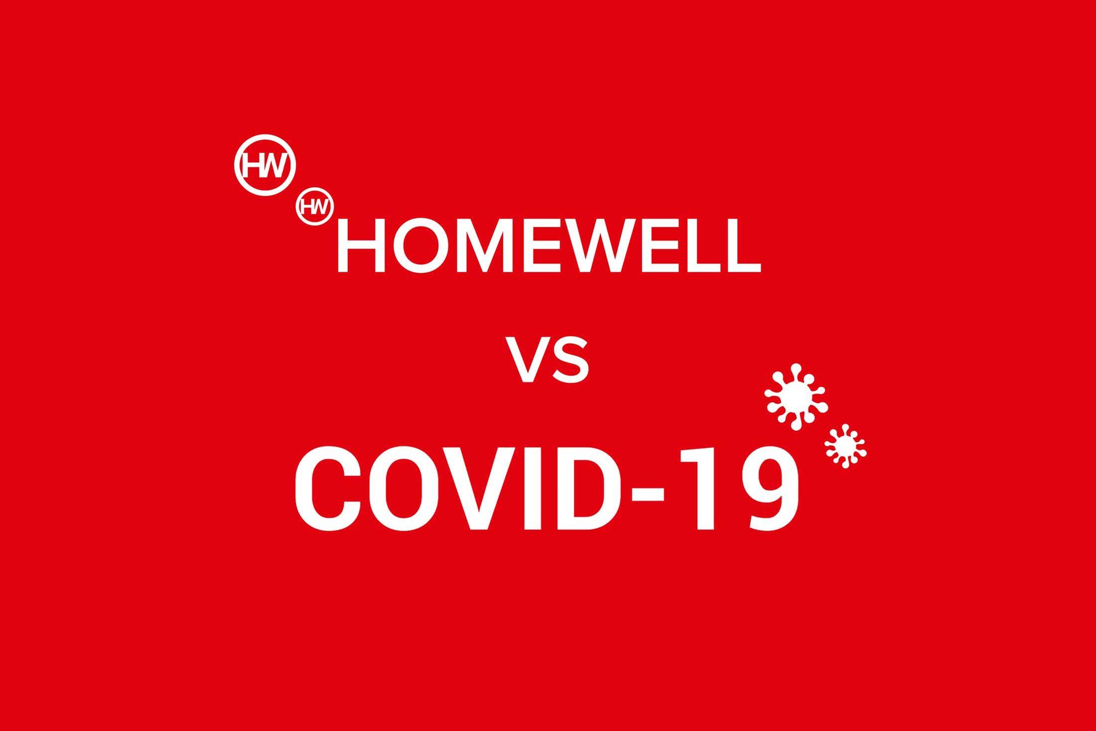 Homewell VS Covid-19