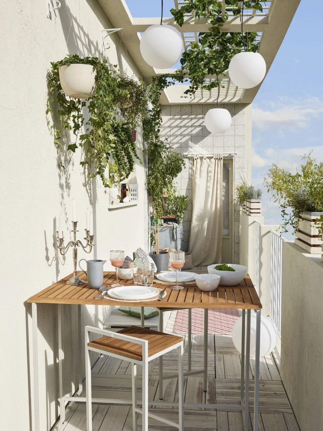 Homewell déco balcon terrasse