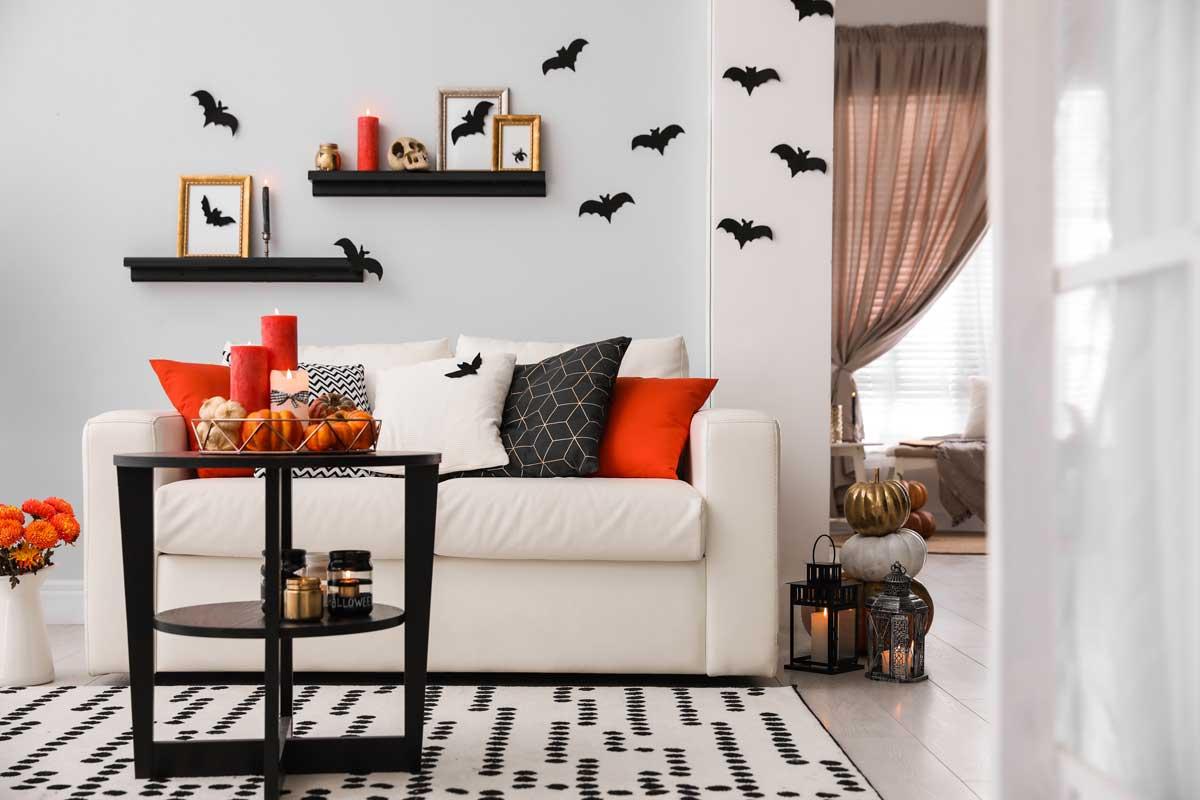 Homewell déco Halloween
